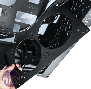 In Win 805 Review In Win 805 Review - Interior