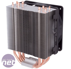 *Cooler Master Hyper 212X Review Cooler Master Hyper 212X Review