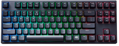 Cooler Master MasterKeys Pro L and MasterKeys Pro S Reviews
