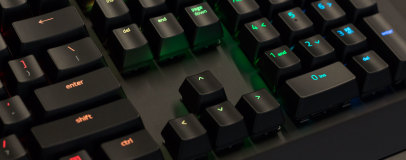 Razer reveals BlackWidow X, improved switches and Cherry MX models