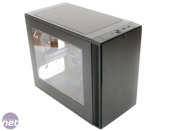 Fractal Design vs NZXT vs Phanteks: What's the best new mini-ITX tower case?