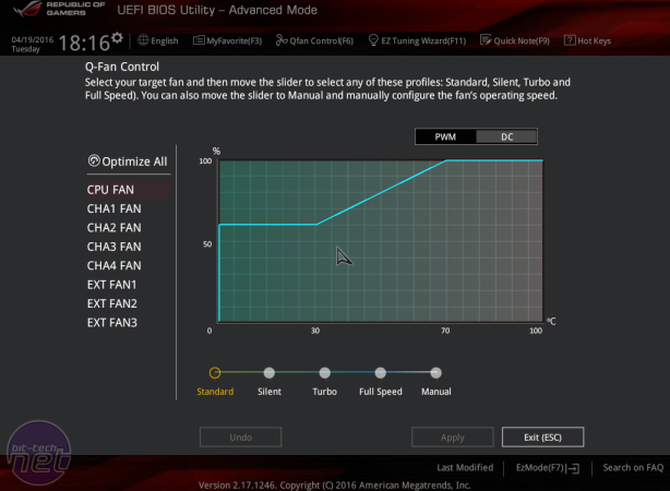 Asus Maximus VIII Hero Alpha Review Asus Maximus VIII Hero Alpha Review - Overclocking, EFI and software