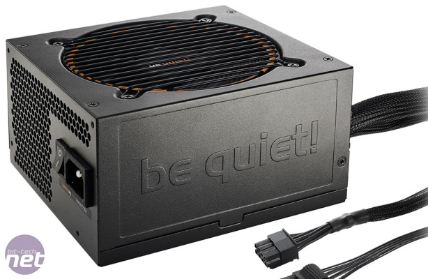 *Be Quiet! Pure Power 9 CM 600W Review Be Quiet! Pure Power 9 CM 600W Review