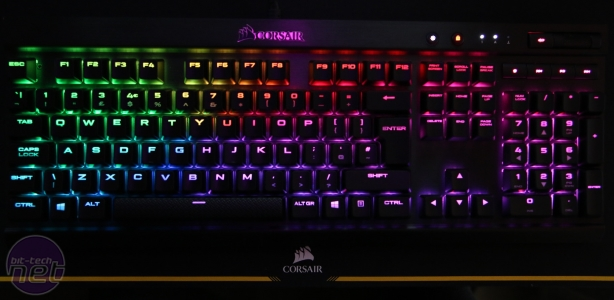 Corsair K70 RGB Rapidfire Review Corsair Gaming K70 RGB Rapidfire Review