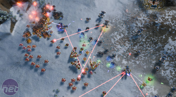 *DirectX 12 Testing with Ashes of the Singularity DirectX 12 Testing with Ashes of the Singularity