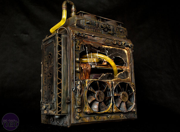 Mod of the Month March 2016 In Association With Corsair