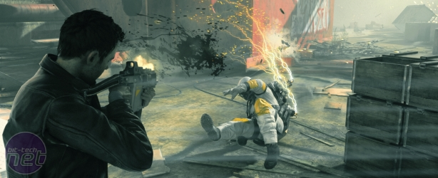 Quantum Break Review Quantum Break Review