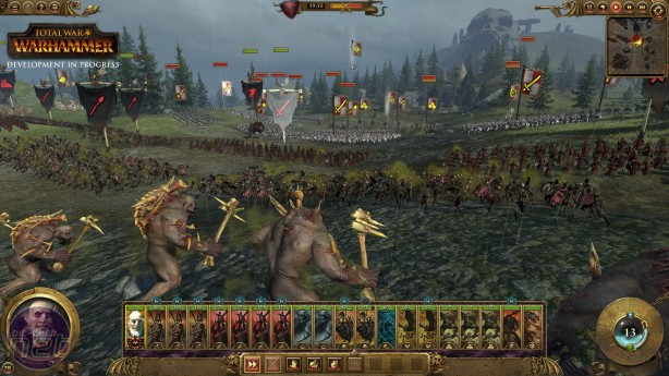 Total War: Warhammer Interview