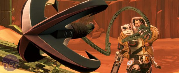 Battleborn Review Battleborn review