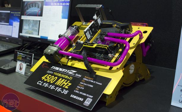 Computex 2016 - Day 1 Computex 2016 - G.Skill