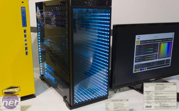 Computex 2016 - Day 1 Computex 2016 - In Win