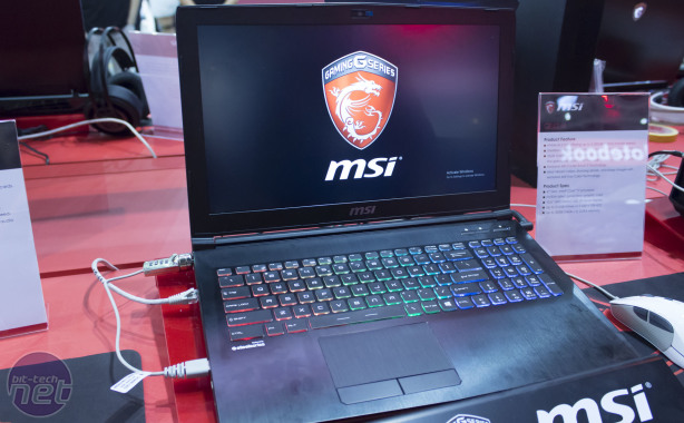 Computex 2016 - Day 1 Computex 2016 - MSI