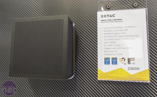 Computex 2016 - Day 1 Computex 2016 - Zotac