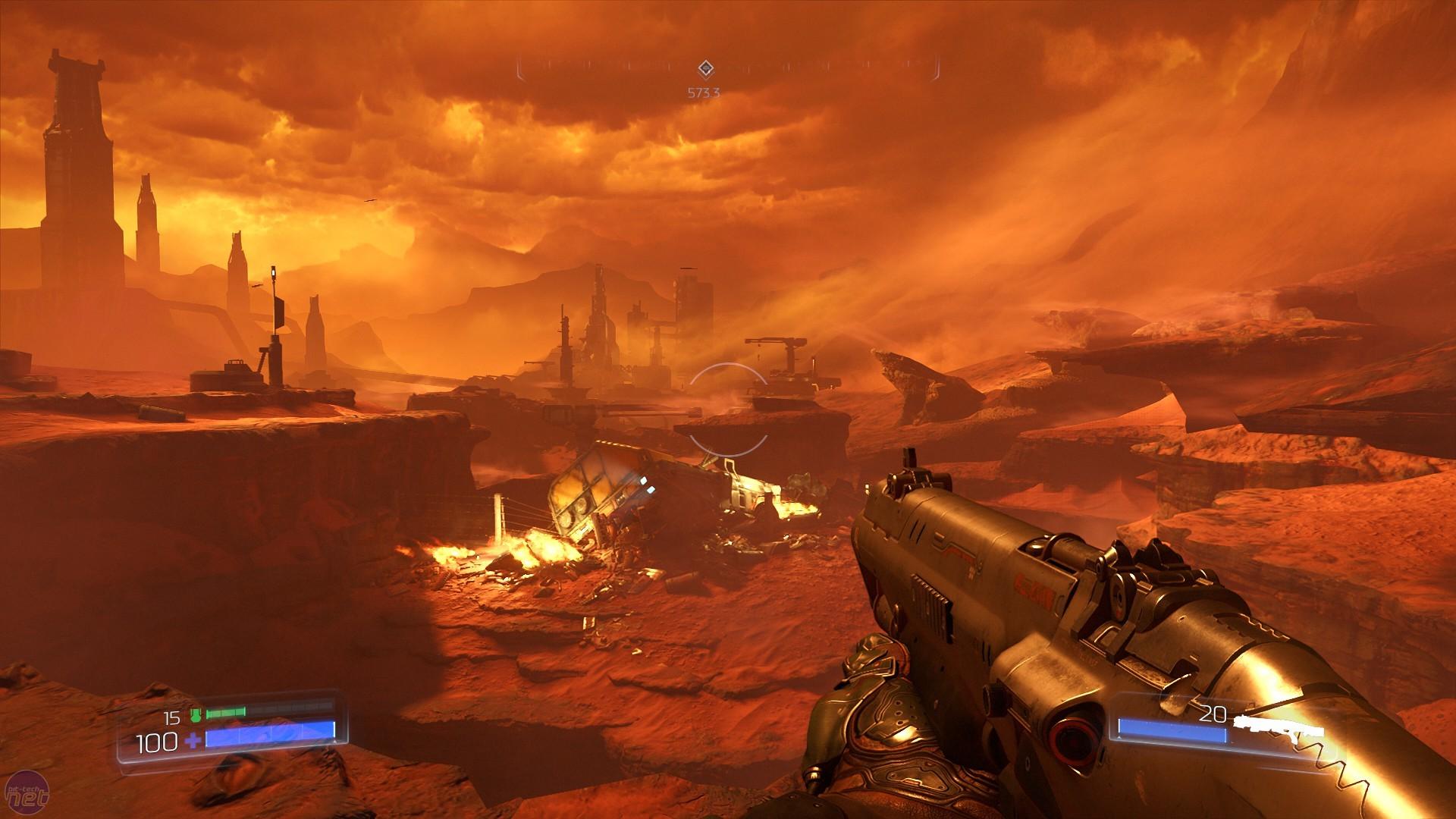Doom Review | bit-tech net