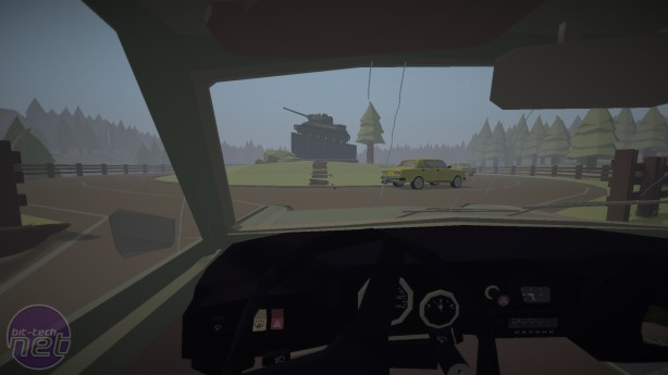 Jalopy is a game about driving a terrible car in a land of psychopaths.