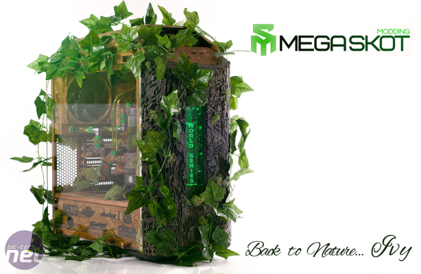 Mod of the Month May 2016 in Association with Corsair Back to Nature - Ivy by MegaSkot