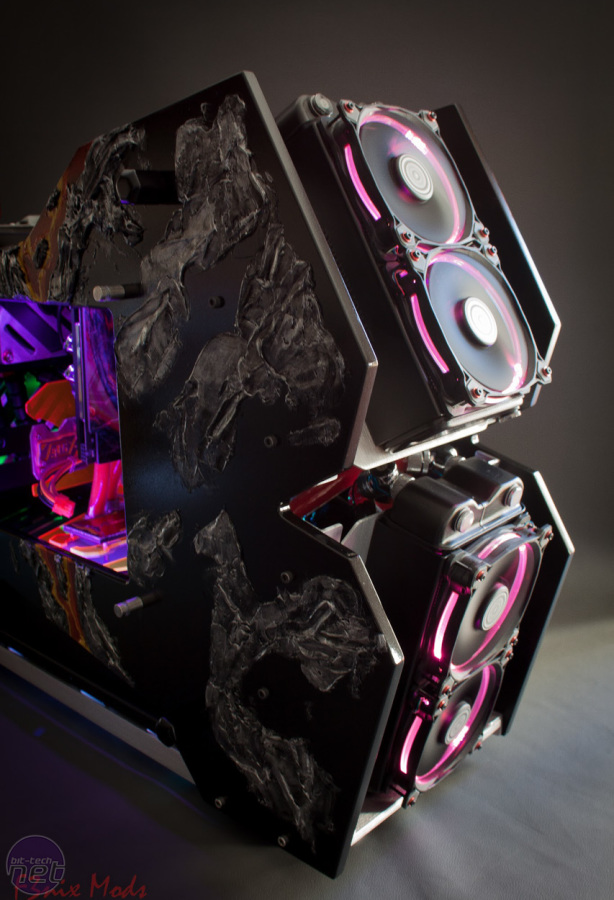 Thermaltake UK Modding Trophy powered by Scan Final Voting Magma Core by F3nixMods