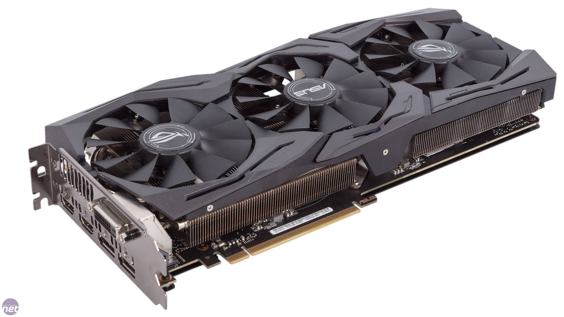 Asus GeForce GTX 1070 Strix Review | bit-tech.net
