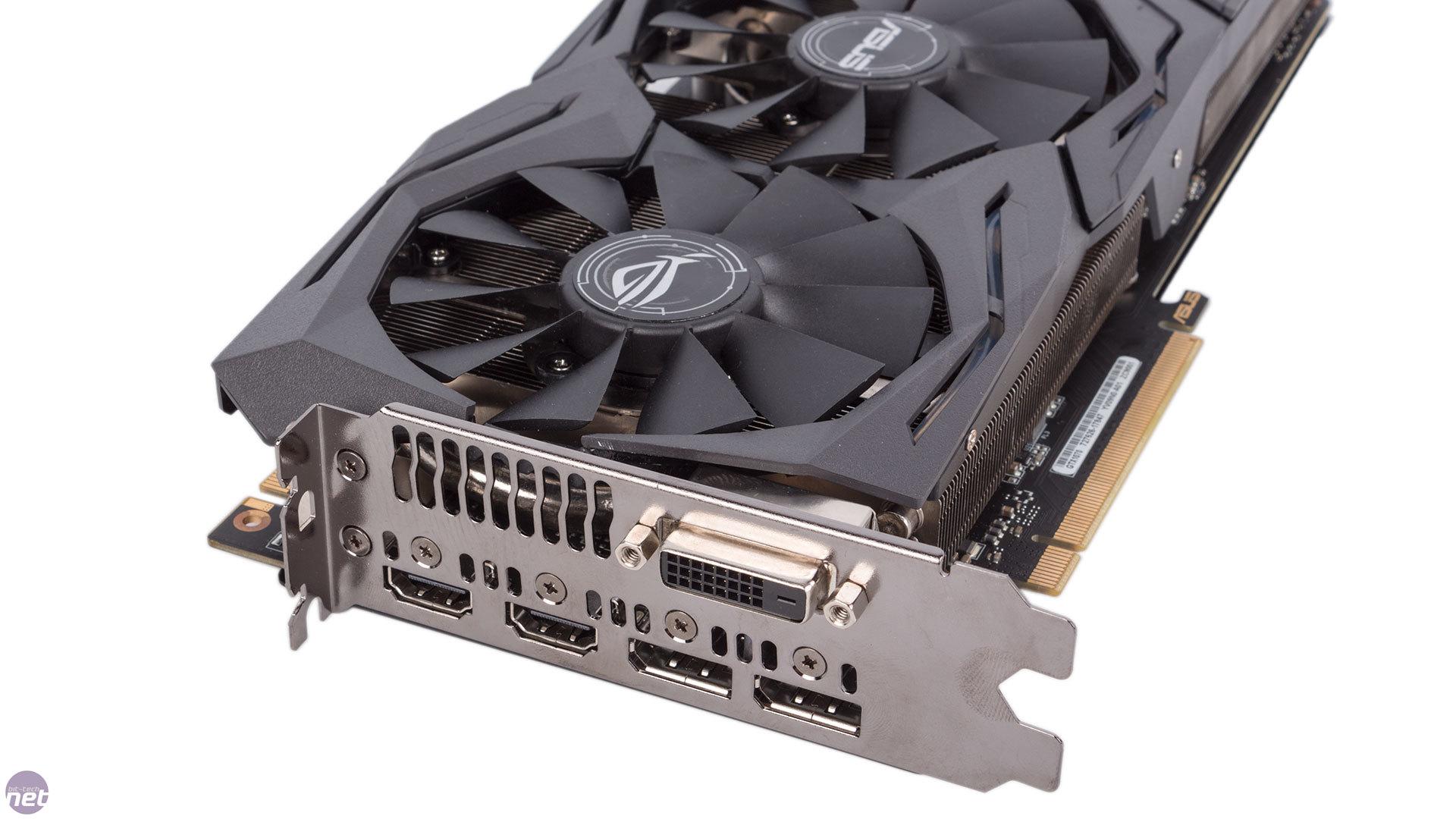 Asus GeForce GTX 1070 Strix Review | bit-tech net
