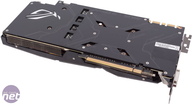 Asus GeForce GTX 1070 Strix Review Asus GeForce GTX 1070 Strix Review - The Card