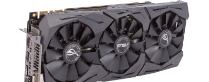 Asus GeForce GTX 1070 Strix Review