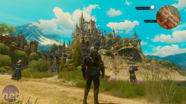 The Witcher 3: Blood and Wine Review