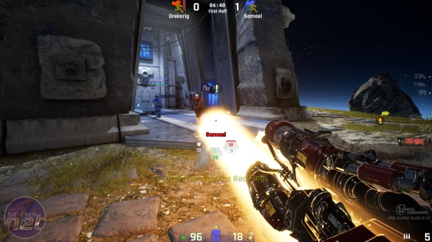 Unreal Tournament Preview