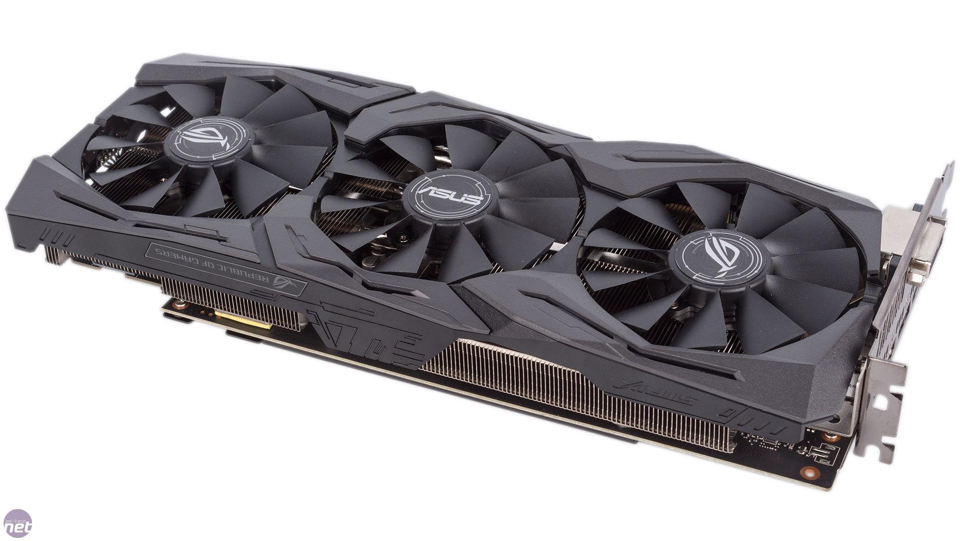 Asus GeForce GTX 1060 Strix OC Review | bit-tech net