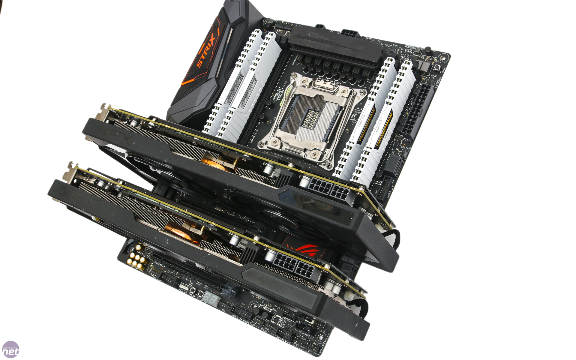 asus rog strix x99 gaming review bittechnet