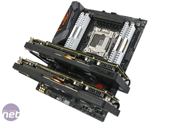 Asus ROG Strix X99 Gaming Review Asus ROG Strix X99 Gaming Review - Test Setup