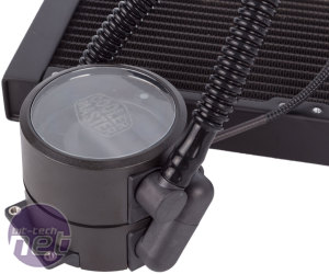 Cooler Master MasterLiquid Pro 240 Review