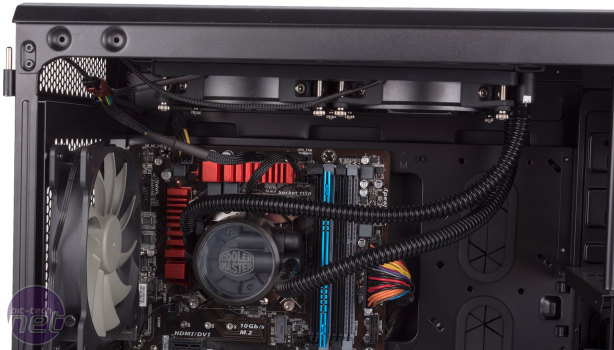Cooler Master MasterLiquid Pro 240 Review Cooler Master MasterLiquid Pro 240 Review - Test Setup and Results