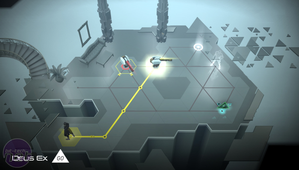 Deus Ex Go Preview