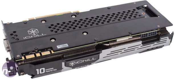 Inno3D GeForce GTX 1080 iChill X3 Review