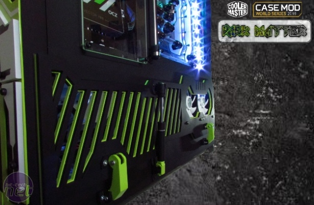 Mod of the Month July 2016 in Association with Corsair Dark Matter by EnviousMods