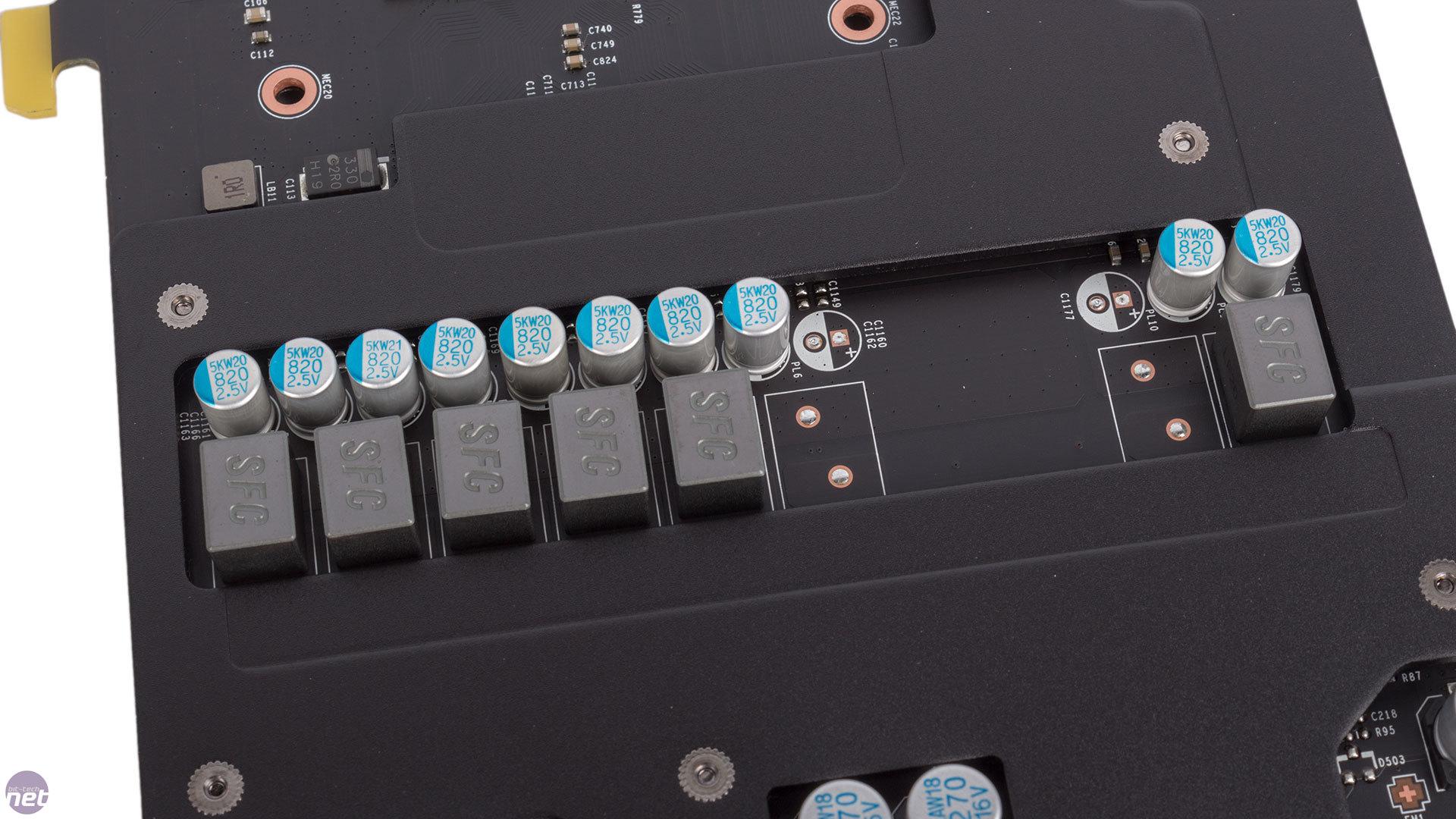 MSI GeForce GTX 1060 Gaming X 6G Review   bit-tech net