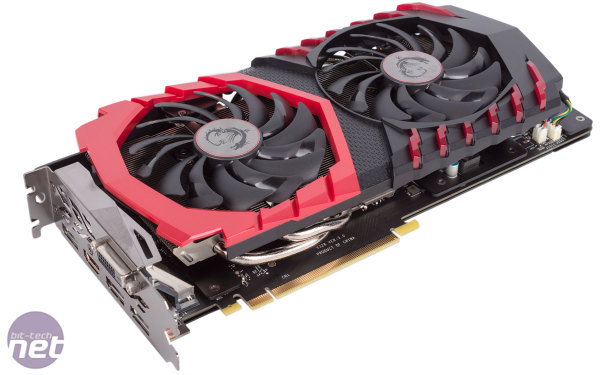 MSI GeForce GTX 1060 Gaming X 6G Review
