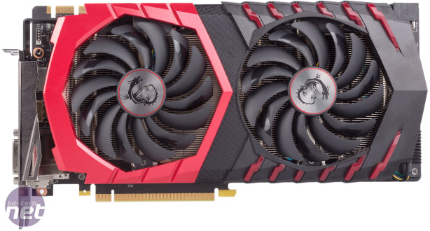 MSI GeForce GTX 1080 Gaming X 8G Review