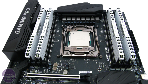 MSI X99A Gaming Pro Carbon Review MSI X99A Gaming Pro Carbon Review - Test Setup