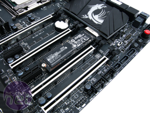 MSI X99A Gaming Pro Carbon Review