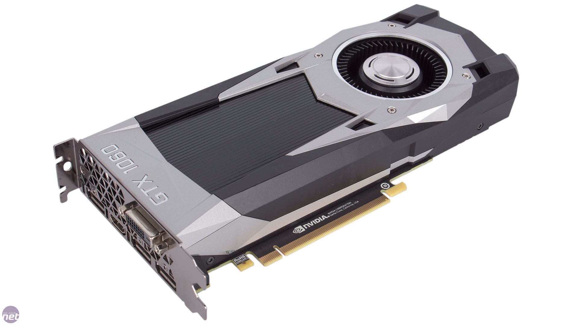 Nvidia GeForce GTX 1060 Founders Edition Review | bit-tech.net