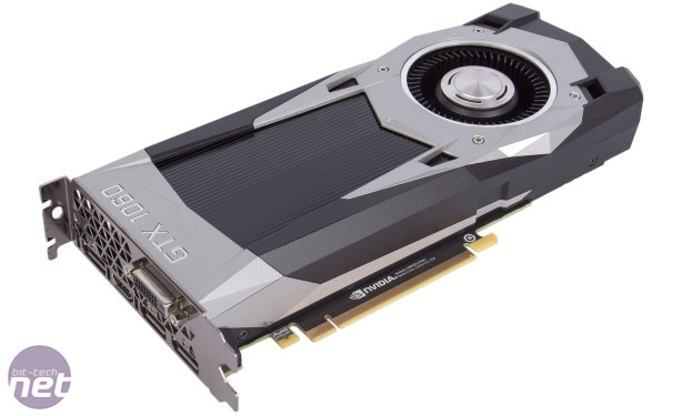 Nvidia GeForce GTX 1060 Founders Edition Review