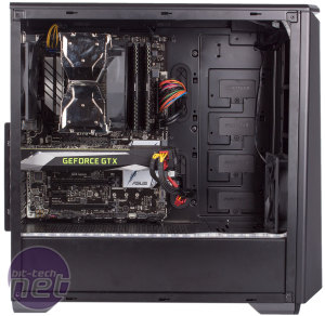 Overclockers UK Titan Bayonet Review
