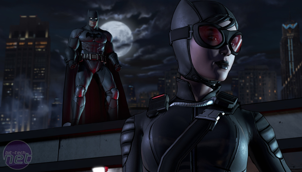 Batman: The Telltale Series Review (Episode One: Realm of Shadows)