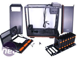 Be Quiet! Dark Base Pro 900 Review Be Quiet! Dark Base Pro 900 Review - Interior