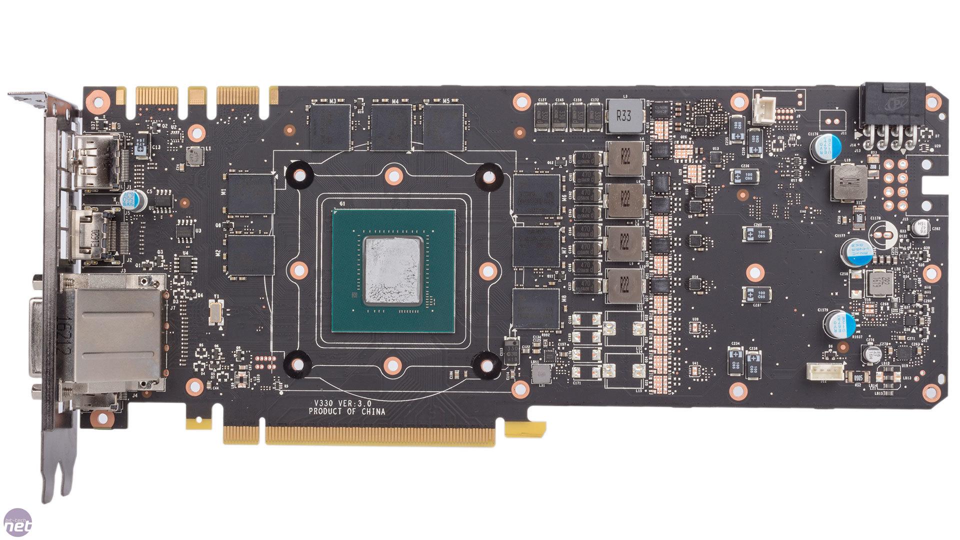 MSI GeForce GTX 1070 Sea Hawk X Review   bit-tech net