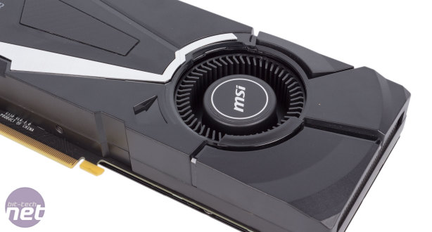 MSI GeForce GTX 1070 Sea Hawk X Review