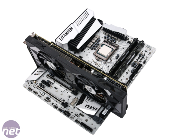 MSI Z170A MPOWER Gaming Titanium Review MSI Z170A MPOWER Gaming Titanium Review - Test Setup