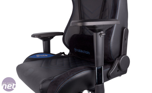 PC Gaming Chair Roundup 2016 PC Gaming Chair Roundup 2016 - Noblechairs Epic