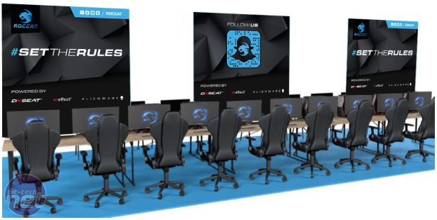 Competition: Win a pair of ROCCAT VIP Insomnia 58 tickets!